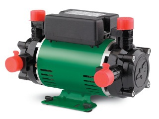 Salamander CT50 shower pump