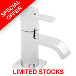 Deva Linx LINX102 Bath Taps Chrome - Special Offer