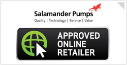 We are a Salamander Approved Supplier