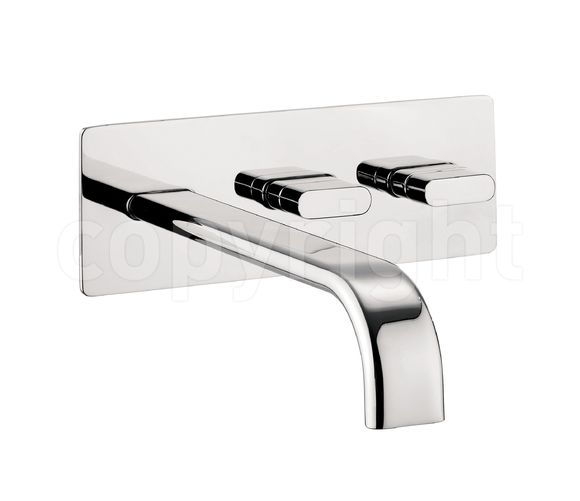 Crosswater | Edge | EE321WC | Bath Mixer/Filler