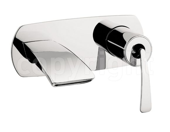 Crosswater | Essence | ES121WNC | Basin Mixer