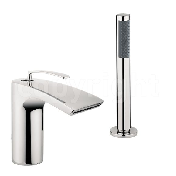 Crosswater | Essence | ES410DC | Bath Shower Mixer