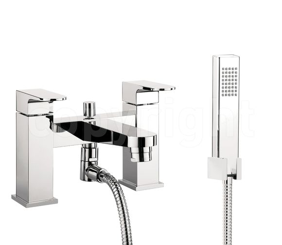 Crosswater | Modest | MO422DC | Bath Shower Mixer