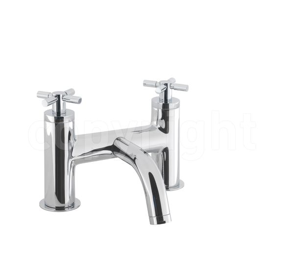 Crosswater | Totti | TO322DC | Bath Mixer/Filler