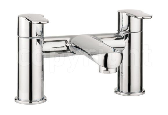 Crosswater | Voyager | VO322DC | Bath Mixer/Filler