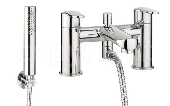 Crosswater | Voyager | VO422DC | Bath Shower Mixer