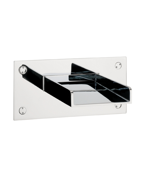 Crosswater Water Square WS0370WC Bath spout wall mounted HP