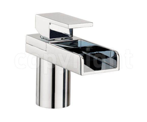 Crosswater | Water Square | WS110DNC | Basin Mixer