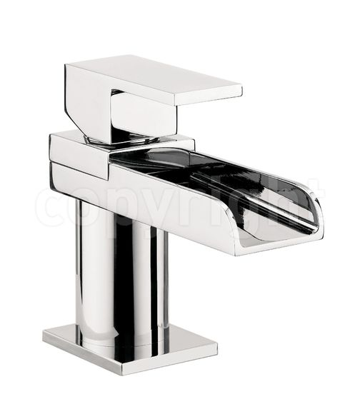 Crosswater | Water Square | WS114DNC | Basin Mixer