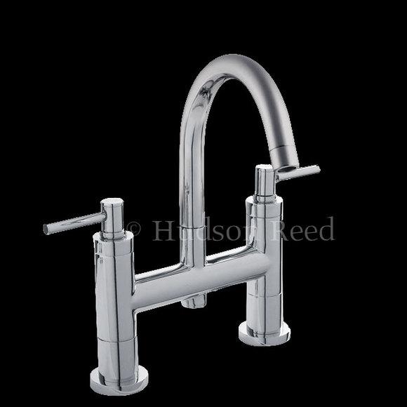 Hudson Reed | Tec | TEL353 | Bath Mixer