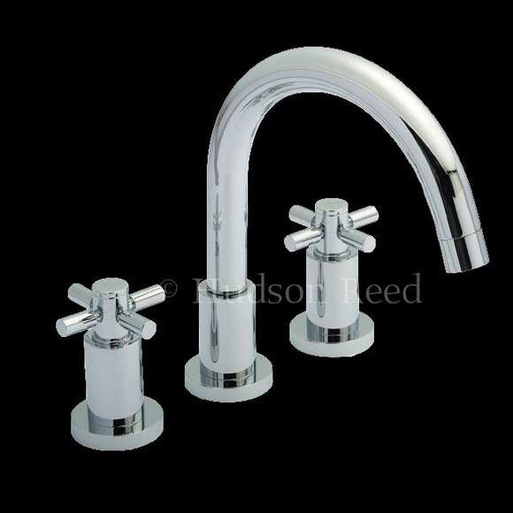 Hudson Reed | Tec | TEX333  | Bath Mixer