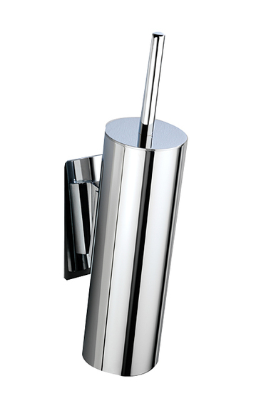 Roper Rhodes Toilet Brushes 3484.02 Form Wall Mounted Toilet Brush Stainless Steel