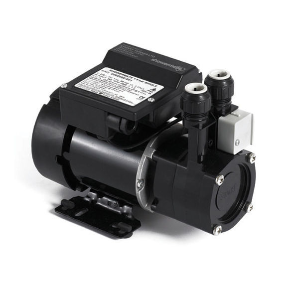 Stuart Turner 46429 Showermate Twin 2.6 Bar Shower Pump