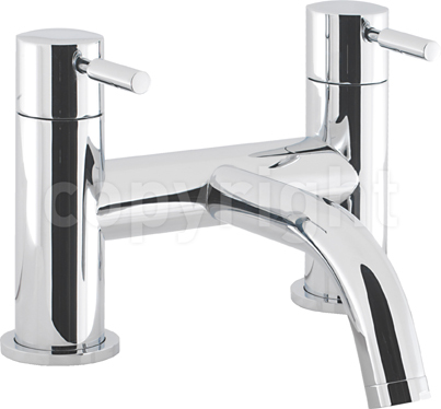 Crosswater | Design | DE322DC | Bath Mixer/Filler