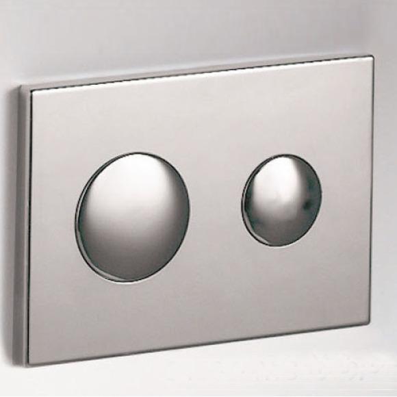 Ideal Standard E4437AA Contemporary Flushplate Chrome