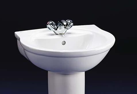 Ideal Standard E745501 Alto 55cm Basin 1 Taphole White
