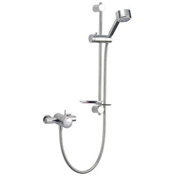 Mira Select 1.1592.005 EV Mixer Shower Chrome