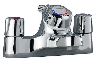 Mira | Extra | 2.1122.272 | Bath Shower Mixer