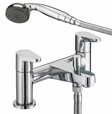 Bristan | Qube | QSTBSMC | Bath Shower Mixer