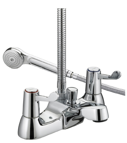 Bristan | Value | PL03020 | Bath Shower Mixer