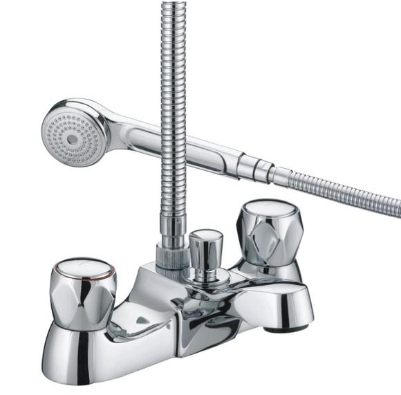 Bristan | Value | VACLBSMCMT | Bath Shower Mixer