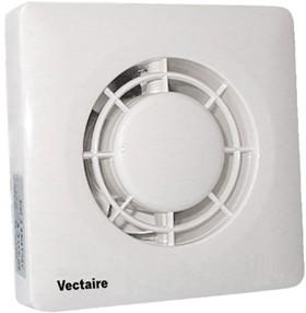 Vectaire A10/4 A Axial Modular Extract Fan White