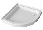 Mira Flight 1.1783.041.WH 800 X 800 Quad Shower Tray with Waste White