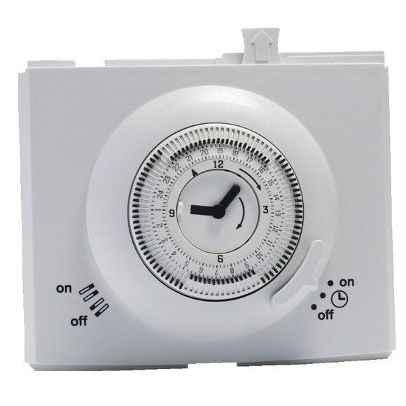 Worcester MT10 7716192036 Single Mechanical Time Clock