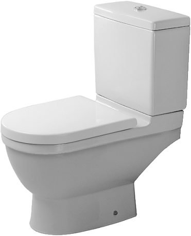 Duravit | Starck 3 | Close Coupled Toilet