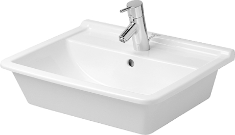 Duravit | Starck 3 | 302560000 | Countertop Basin - Countertop ...