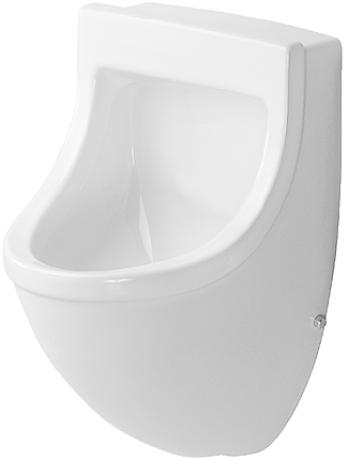 Duravit | Starck 3 | 821350000 | Urinal - Urinals - Bathrooms And ...