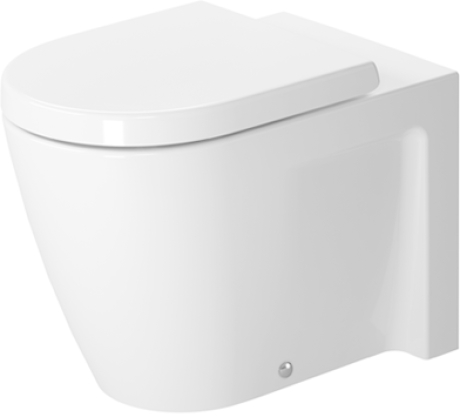 Bathrooms And Showers Direct - Toilet seats - Duravit | Starck 2 ...