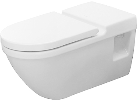 Duravit | Starck 3 | 2203090000 | Toilet Pan - Bathrooms And ...