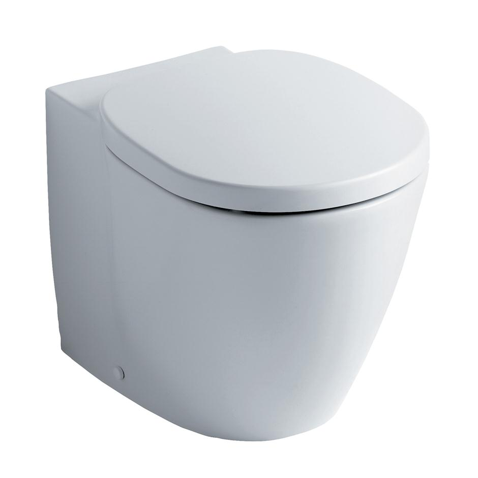 Ideal Standard E791601 Concept Back To Wall WC Pan Horizontal Outlet White