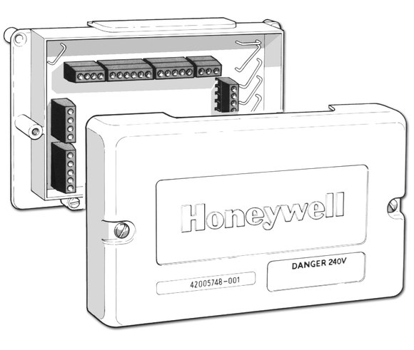 Honeywell 42005748-001 Wiring Centre