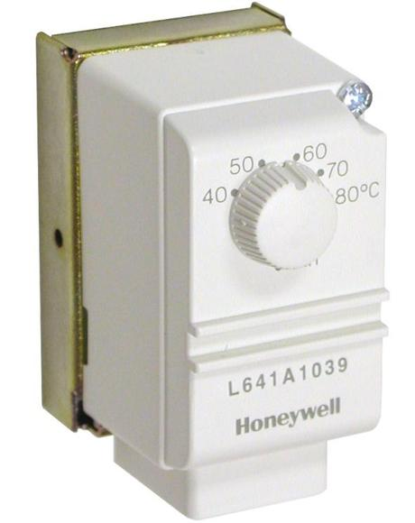 Honeywell|Cylinder Thermostats|Wired|L641A1039