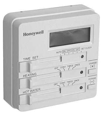 Honeywell ST799 7 Day Programmer