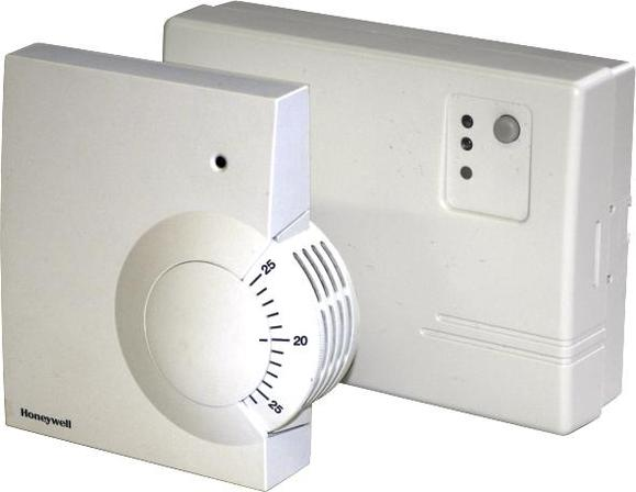 Honeywell honeywell y6630d1007 room thermostat for Heated bathroom floor thermostat