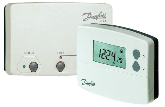 Danfoss TP5000 Si RF & RX1 087N791400