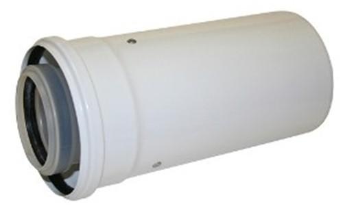 Worcester 7716191133 Short Flue Extension, 220mm
