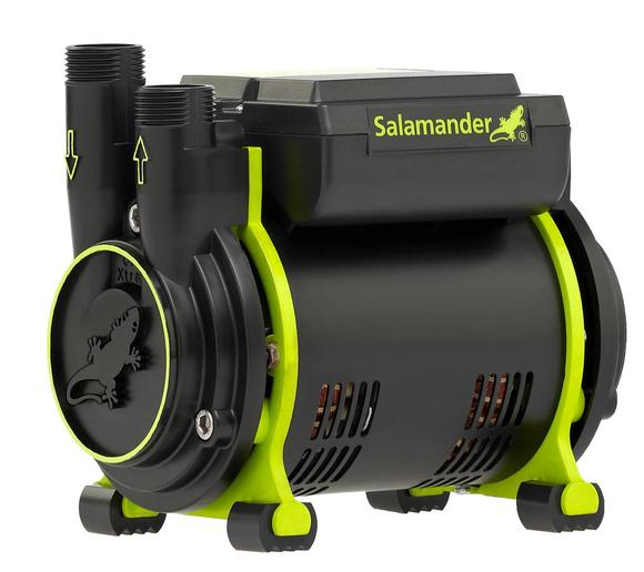 Salamander CT 55 Xtra Single Outlet Shower Pump 1.5 Bar