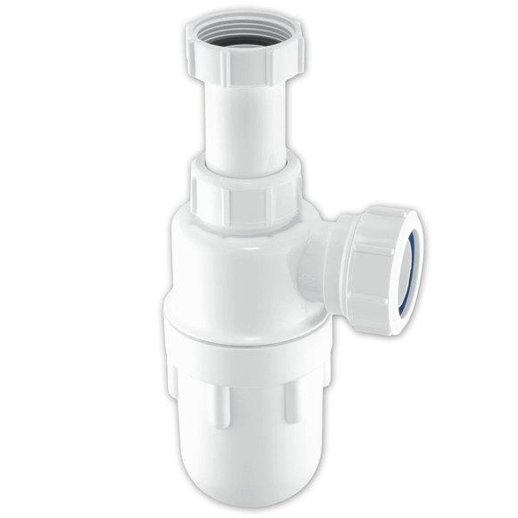 McAlpine A10A 1.25 Adjustable Inlet Bottle Trap
