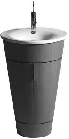 Duravit | Starck 1 | 406580000 | Countertop Basin - Countertop ...