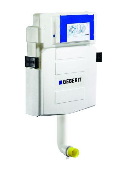 Geberit 109.309.00.5 Concealed Dual Flush Cistern Up320