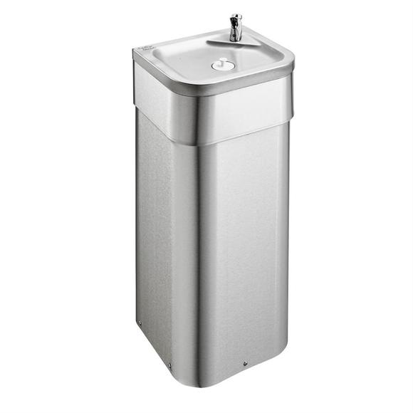 Armitage Shanks Purita S5450MY Drinking Fountain Stainless Steel With Pedestal 900mm