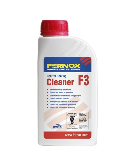 Fernox F3 56600 Central Heating Cleaner 500ml
