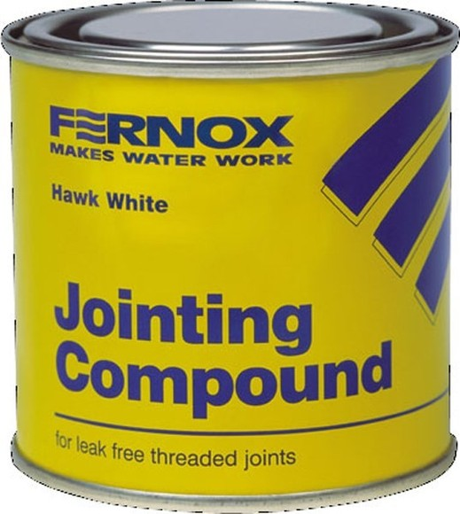 Fernox 61024 Hawk White Jointing Compound 400g