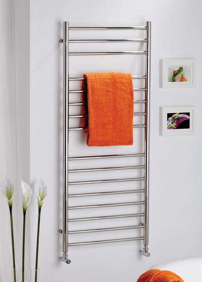 Kartell Orlando Straight Towel Rail 600 x 720