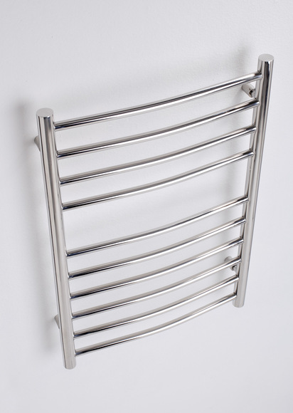 Kartell|Orlando|ORL500-430C|Curved Towel Rail