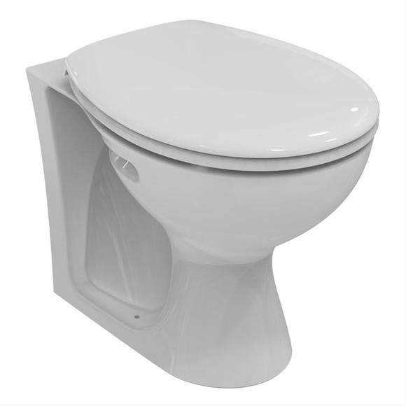 Armitage Shanks E897401 Sandringham Back To Wall WC Pan White